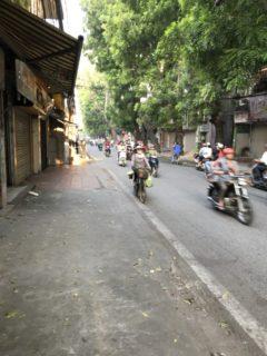 ベトナムの交通事情